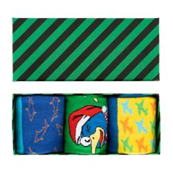 3PACK ponožky Gosh v dárkovém balení (GP011627)