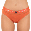 Dámské kalhotky Tommy Hilfiger oranžové (UW0UW00022 887)