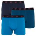 3PACK pánské boxerky CR7 vícebarevné (8100-49-2721)