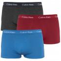 3PACK pánské boxerky Calvin Klein vícebarevné (U2664G-LFV)