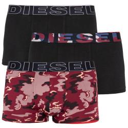 3PACK pánské boxerky Diesel vícebarevné (00ST3V-0SAYF-E4969)