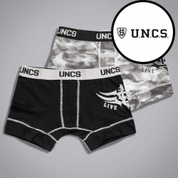 2PACK pánské boxerky UNCS Wings II