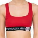 Dámská podprsenka Calvin Klein červená (QF5577E-3YQ)