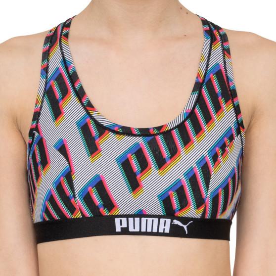 Dámská sportovní podprsenka Puma vícebarevná (694002001 282)