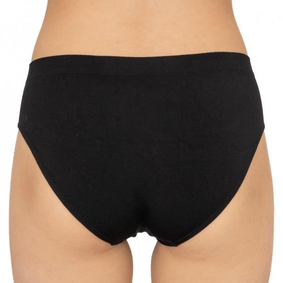Dámské kalhotky Gina černé (00038)