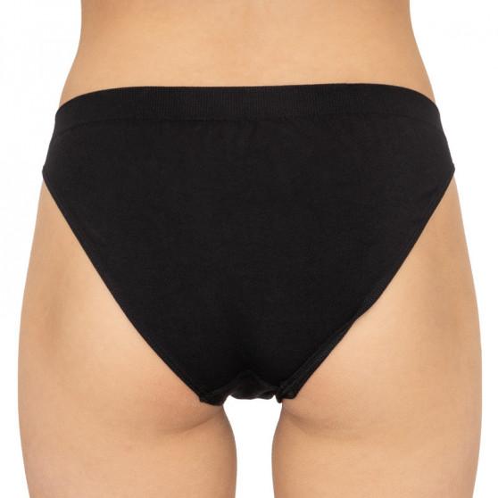 Dámské bambusové kalhotky Gina černé (00037)