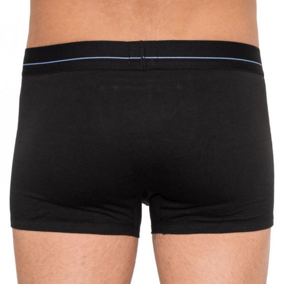 3PACK pánské boxerky Calvin Klein černé (NB2007A-001)