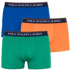3PACK pánské boxerky Ralph Lauren vícebarevné (714662050052)