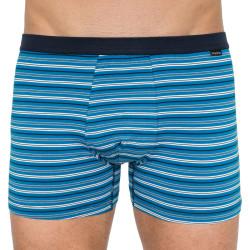 Pánské boxerky Andrie modré (PS 5216a)