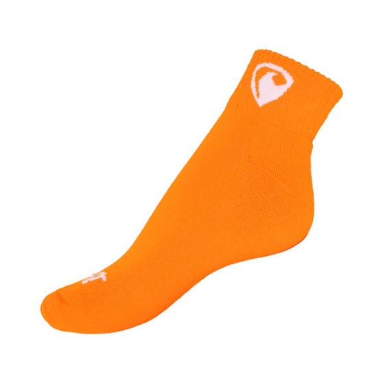 Ponožky Represent short oranžové (R8A-SOC-0211)