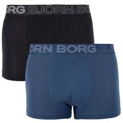 2PACK pánské boxerky Bjorn Borg vícebarevné (1911-1313 71881)