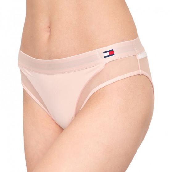 Dámské kalhotky Tommy Hilfiger růžové (UW0UW01047 612)