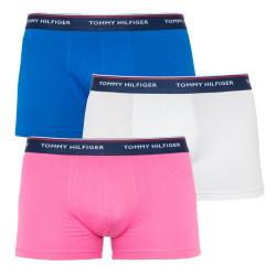 3PACK pánské boxerky Tommy Hilfiger vícebarevné (1U87903842 0XM)