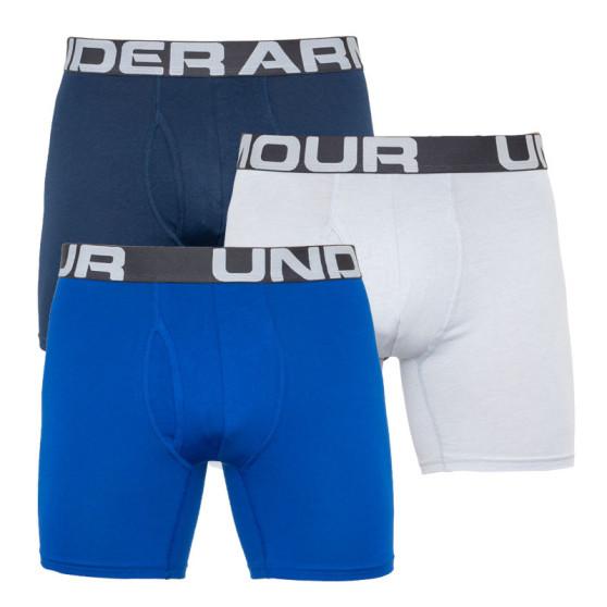 3PACK pánské boxerky Under Armour vícebarevné (1327426 400)