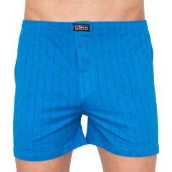 Pánské trenky Gino modré (75138)