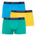 3PACK pánské boxerky Tommy Hilfiger vícebarevné (1U87903842 024)