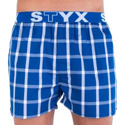 Pánské trenky Styx sportovní guma vícebarevné (B713)