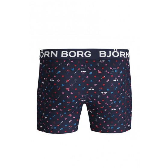 Pánské boxerky Bjorn Borg modré (1911-1562-70011)