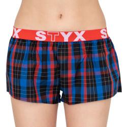 Dámské trenky Styx sportovní guma vícebarevné (T511)