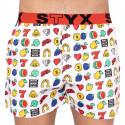 Pánské trenky Styx art sportovní guma gambler (B855)