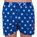 Pánské trenky Styx art sportovní guma hvězdy (B658)