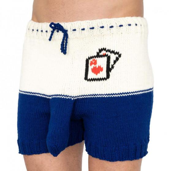 Ručně pletené trenky Infantia (PLET190)
