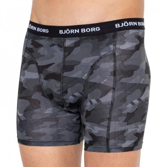 12PACK pánské boxerky Bjorn Borg vícebarevné (9999-1398-90011)