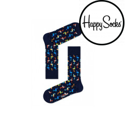 Ponožky Happy Socks Flamingo (FMN01-6500)