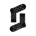 Ponožky Happy Socks Flamingo 1/2 Crew (FMN13-9300)