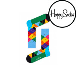 Ponožky Happy Socks Argyle (ARY01-0101)