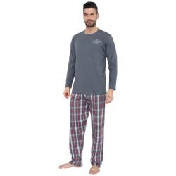 Pánské pyžamo Gino vícebarevné (79061)