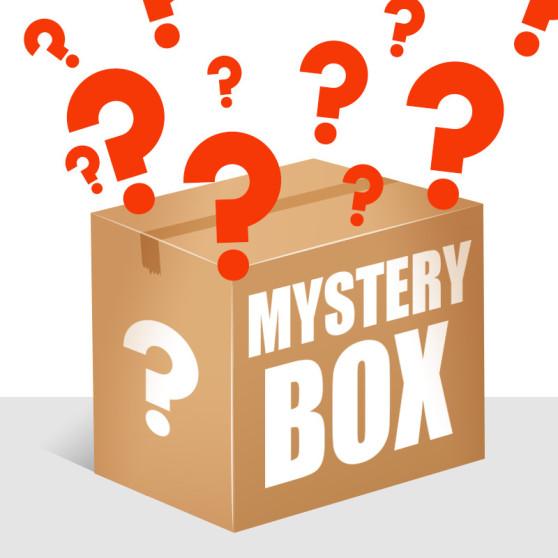 MYSTERY BOX - 5PACK dámské trenky Styx sportovní guma vícebarevné