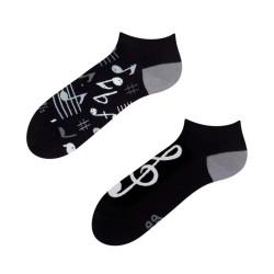 Veselé ponožky Dedoles Hudba krátké GMLS021 (Good Mood)