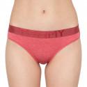 Dámské kalhotky Tommy Hilfiger růžové (UW0UW01064 601)