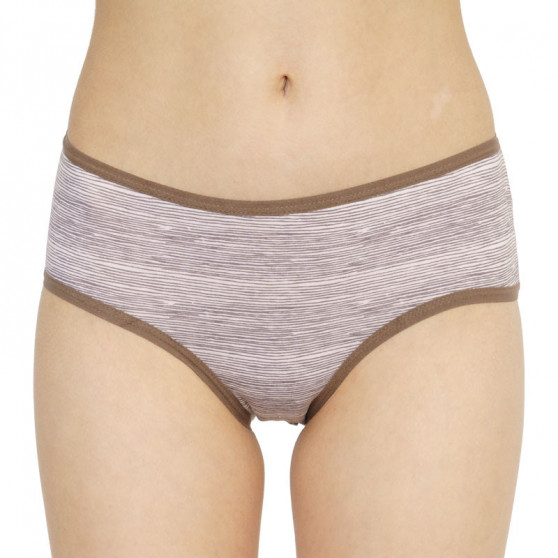 2PACK dámské kalhotky Molvy vícebarevné (MD-807-KEU)