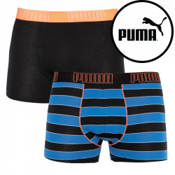 2PACK pánské boxerky Puma vícebarevné (501001001 030)