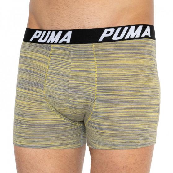 2PACK pánské boxerky Puma vícebarevné (501002001 020)