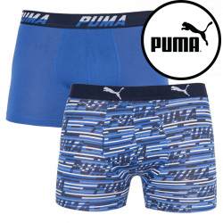2PACK pánské boxerky Puma vícebarevné (501003001 010)