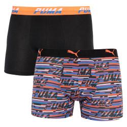 2PACK pánské boxerky Puma vícebarevné (501003001 030)