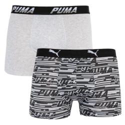2PACK pánské boxerky Puma vícebarevné (501003001 200)