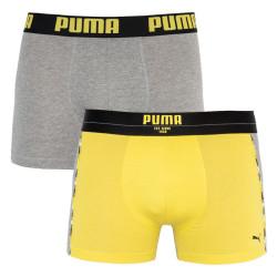 2PACK pánské boxerky Puma vícebarevné (501006001 020)
