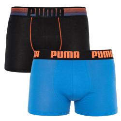 2PACK pánské boxerky Puma vícebarevné (501009001 030)