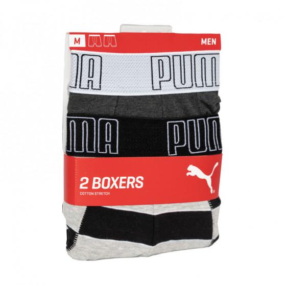 2PACK pánské boxerky Puma vícebarevné (501001001 200)