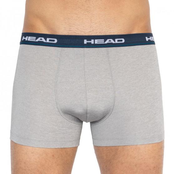 2PACK pánské boxerky HEAD vícebarevné (871001001 202)