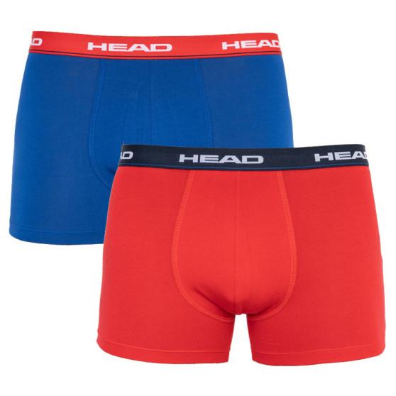 2PACK pánské boxerky HEAD vícebarevné (891003001 105)