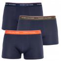 3PACK pánské boxerky Tommy Hilfiger tmavě modré (UM0UM01642 0T4)