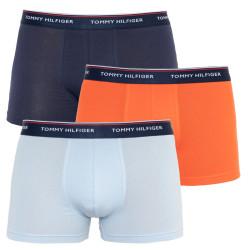 3PACK pánské boxerky Tommy Hilfiger vícebarevné (1U87903842 0YW)