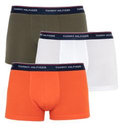 3PACK pánské boxerky Tommy Hilfiger vícebarevné (1U87903842 0XS)