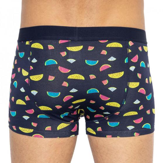 Pánské boxerky Happy Socks vícebarevné (WAT87-6500)