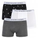 3PACK pánské boxerky Ralph Lauren vícebarevné (714662050053)